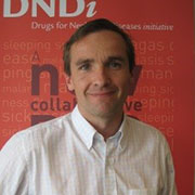 Jean-Robert Ioset (Drugs for Neglected Diseases Initiative, Switzerland)